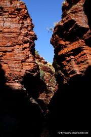 Karijini NP - Weano Gorge (9)