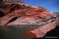 Kati im Karijini NP - Hammersley Gorge (4)