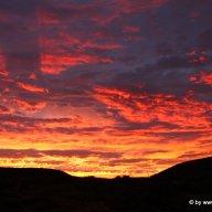 Sonnenuntergang im Cape Range NP