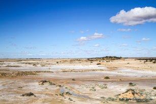Landschaft auf dem Odnandatta-Track