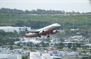 Flughafen bei Cairns