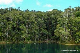 Lake Echam in den Tablelands (2)