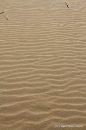 Sand am Strand