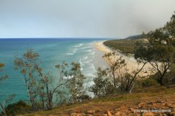 Küste beim Indian Head auf Fraser Island